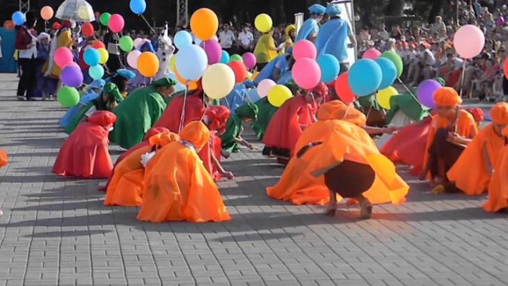 карнавал Геленджик