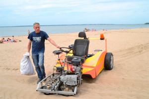 Геленджик занят подготовкой пляжей