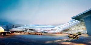 терминала аэропорта Геленджика