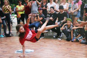 Street dance батл