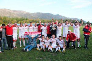 Футбольная команда Геленджика