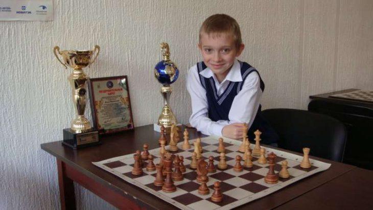 Илья Маковеев - малений пример для нас