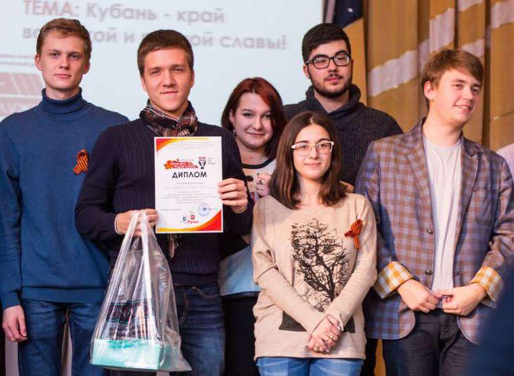 Победители интеллектуальной игры