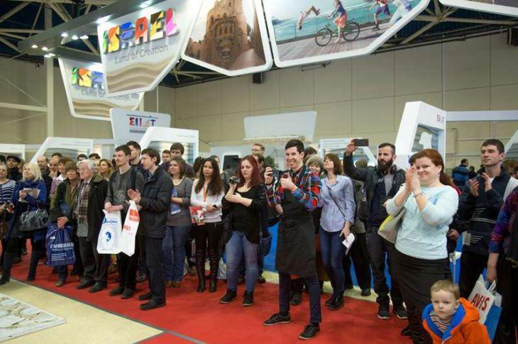 На Международной выставке в Москве