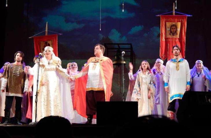 Русский эпос на оперной сцене Геленджика
