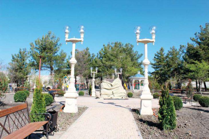 Андреевский парк