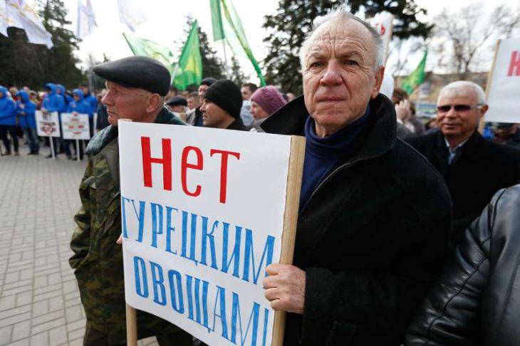 Фермеры Кубани – против отмены продовольственных санкций