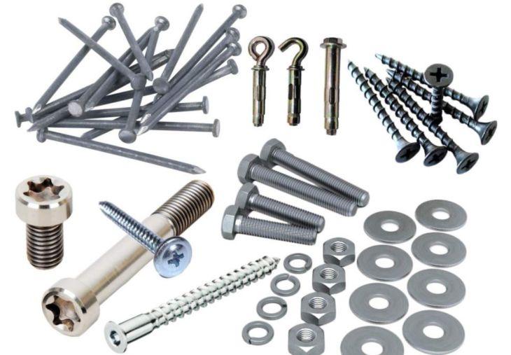 Классификация крепежных материалов и их конструктивные особенности