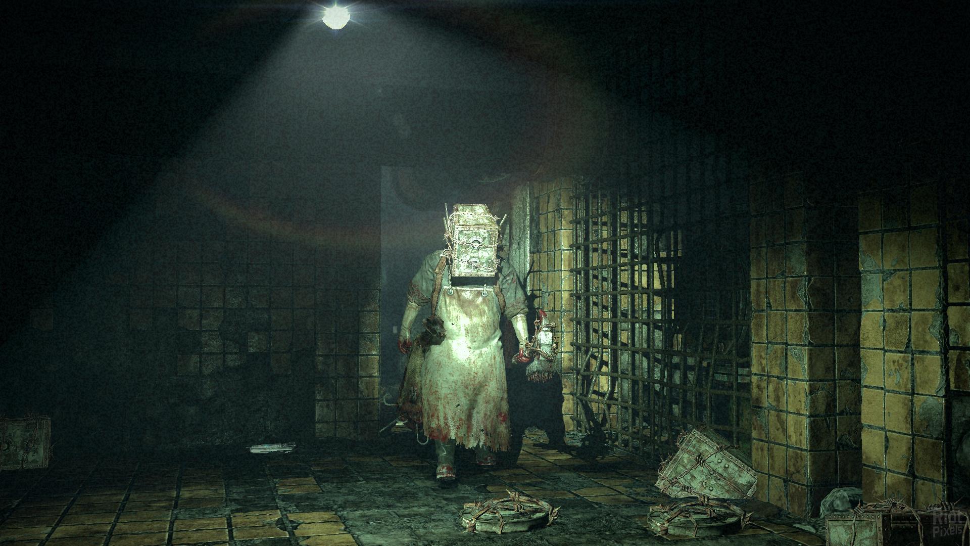 Игры ужасов