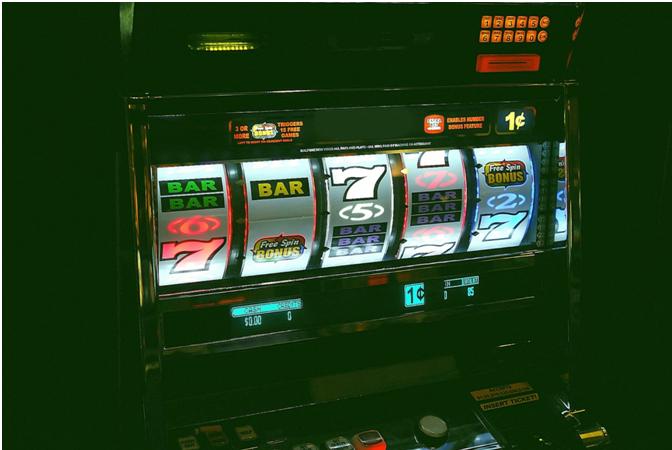 Игровые автоматы термины