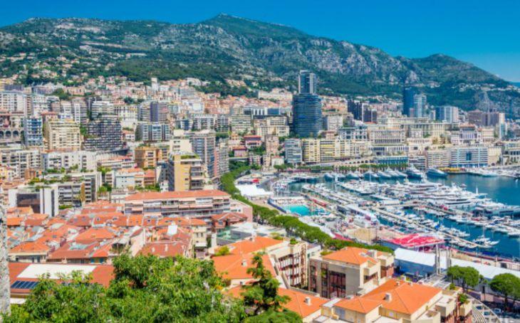 Вячеслав Моше Кантор наградил принца Монако медалью толерантности