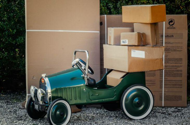 Курьерские службы доставки товаров для интернет-магазинов