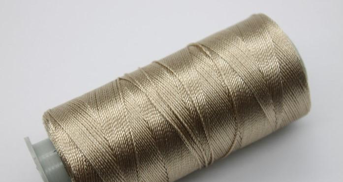 Что собой представляют капроновые нитки? 2