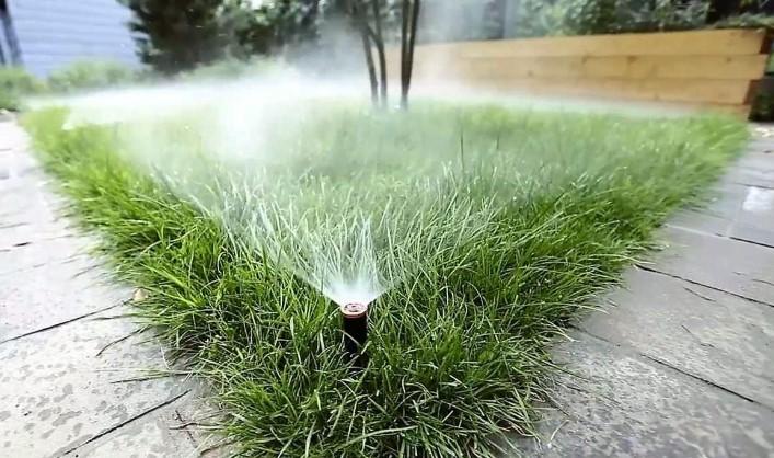 Оборудование для автополива - каждый газон неповторимый, как написанная художником картина