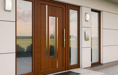 Черты ни с чем не сравнимого качества превыше всего: двери из ПВХ и окна