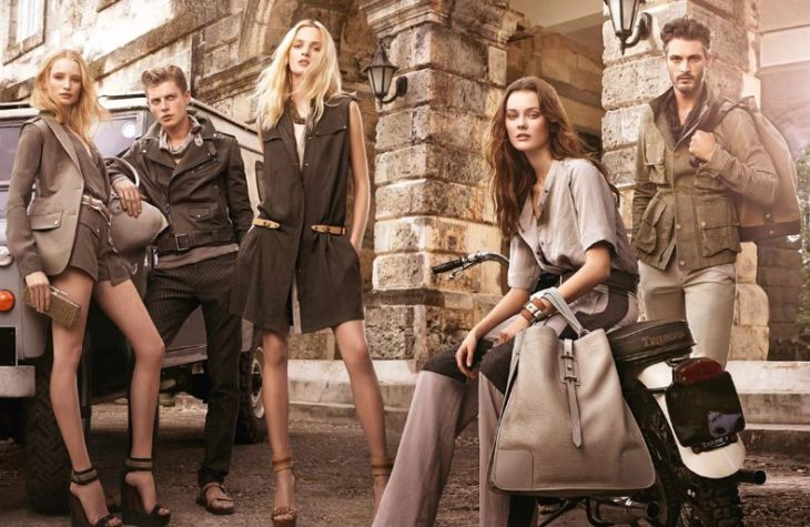 Женская и мужская одежда – стиль и неотразимость