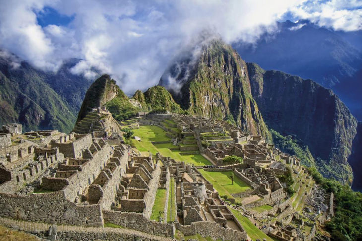 Путешествие к древним цивилизациям и архитектуре