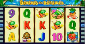 Banana go Bahamas