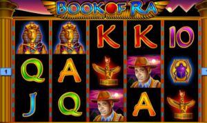 Игровые автоматы онлайн: Книга Ра для игры казино Вулкан