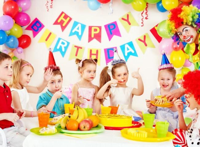 День Рождения ребенка в кафе города Альметьевск