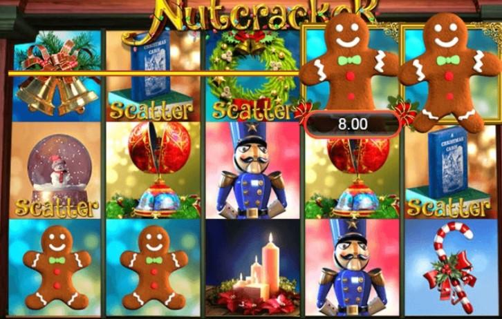Игровой автомат The Nutcracker