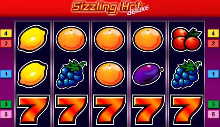 Игровой автомат SizzlingHot